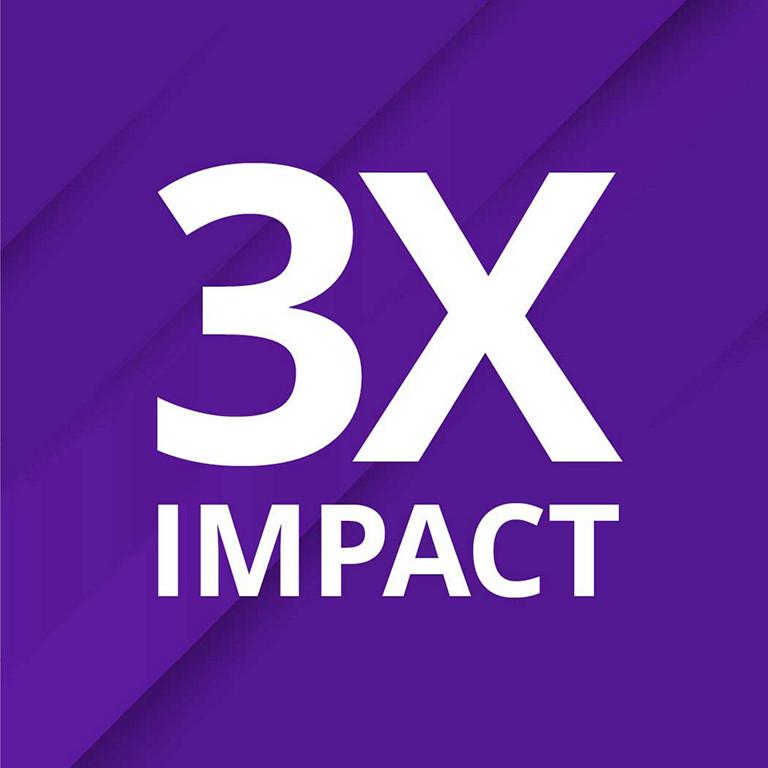 3x Impact