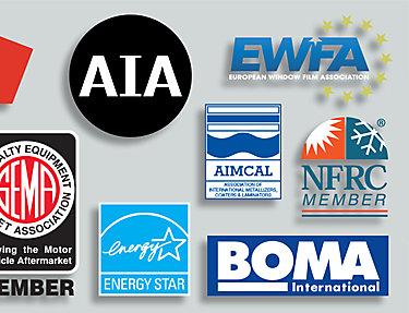 Industry associations of LLumar