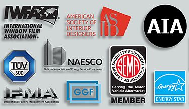 Industry associations that LLumar partners with