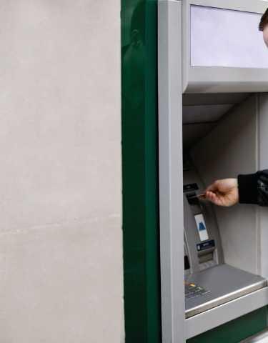 ATM Hardware