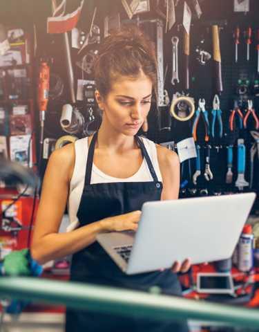 Solutions de commerce électronique