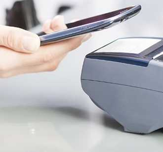 Using a mobile wallet to pay