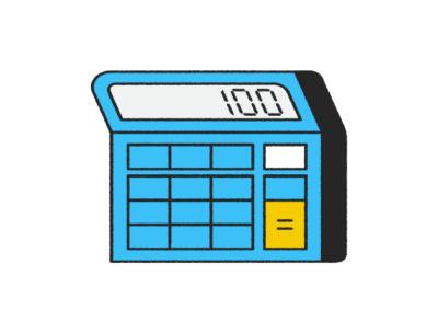 advanced calculator illustration