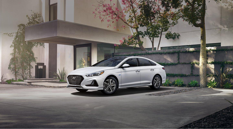 2019 Hyundai Sonata Hybrid Usa