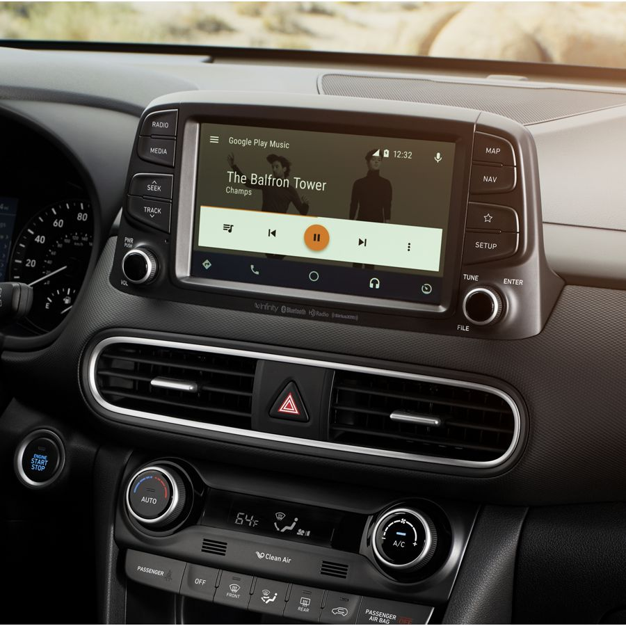 Apple CarPlay y Android Auto