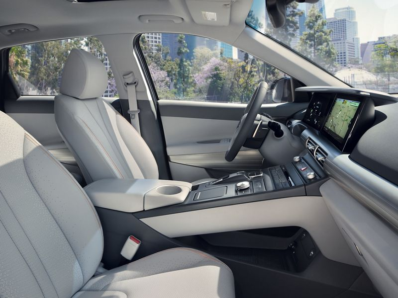 2020 NEXO Fuel Cell Interior