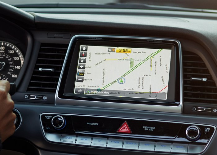 2019 Hyundai Sonata Plug-in Hybrid Limited Touchscreen with Navigation