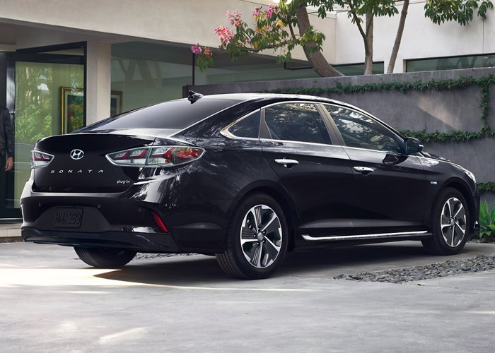 2019 Sonata Plug-in Hybrid Limited
