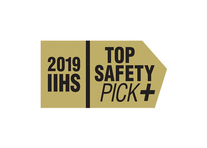 2019 IIHS Safety Pick