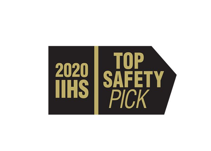 2020 IIHS Top pick