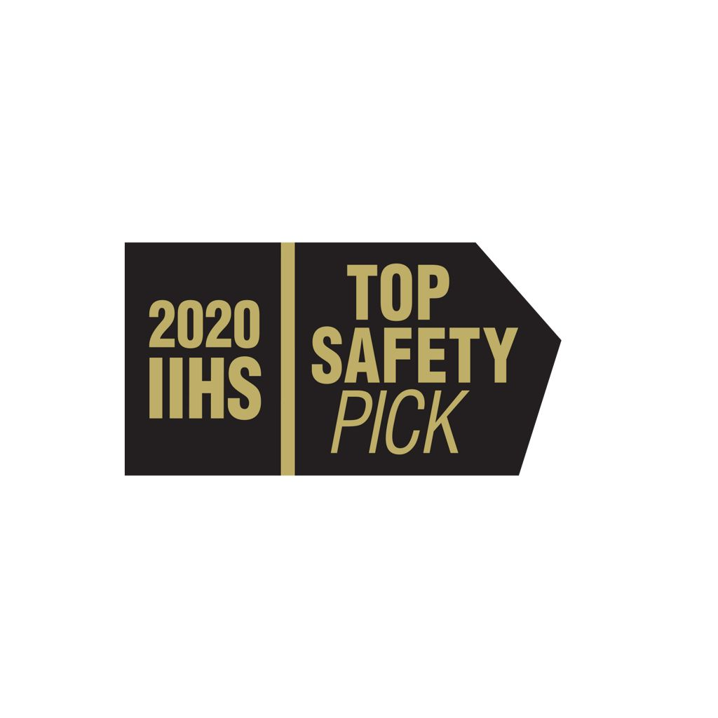 Premio Top Safety Pick del IIHS de 2020