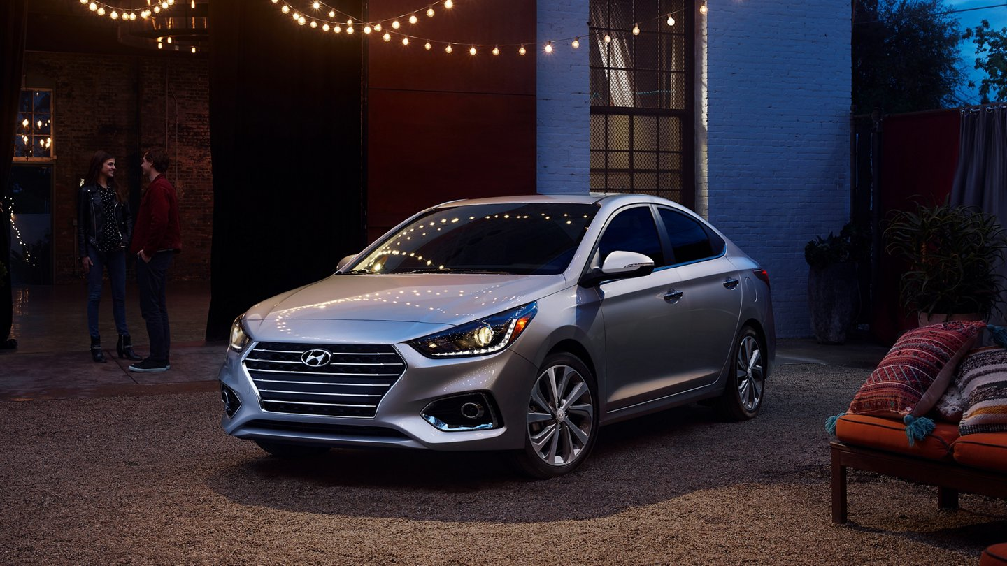 2020 Accent Limited in Silver