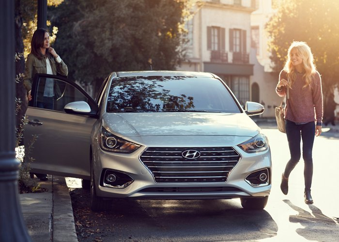Hyundai Accent Limited 2020