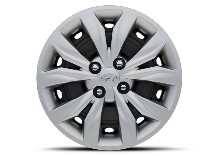 2020 Hyundai Accent SE Steel Wheels