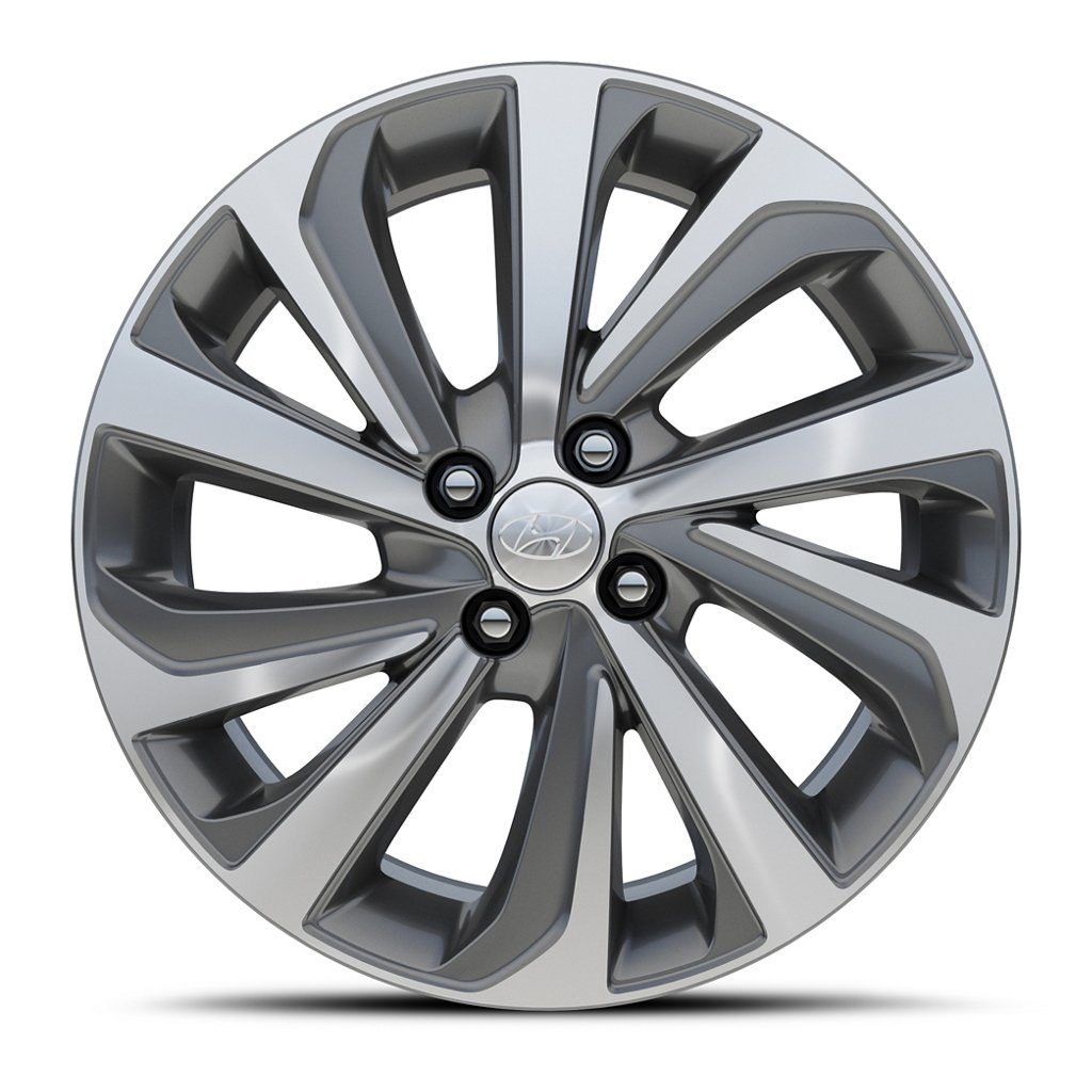 2020 Hyundai Accent Alloy Wheel