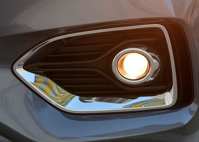 2020 Hyundai Accent SEL Fog Lights