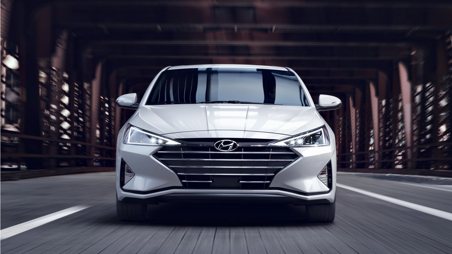 Rear Cross-Traffic Collision Warning available on 2020 Elantra