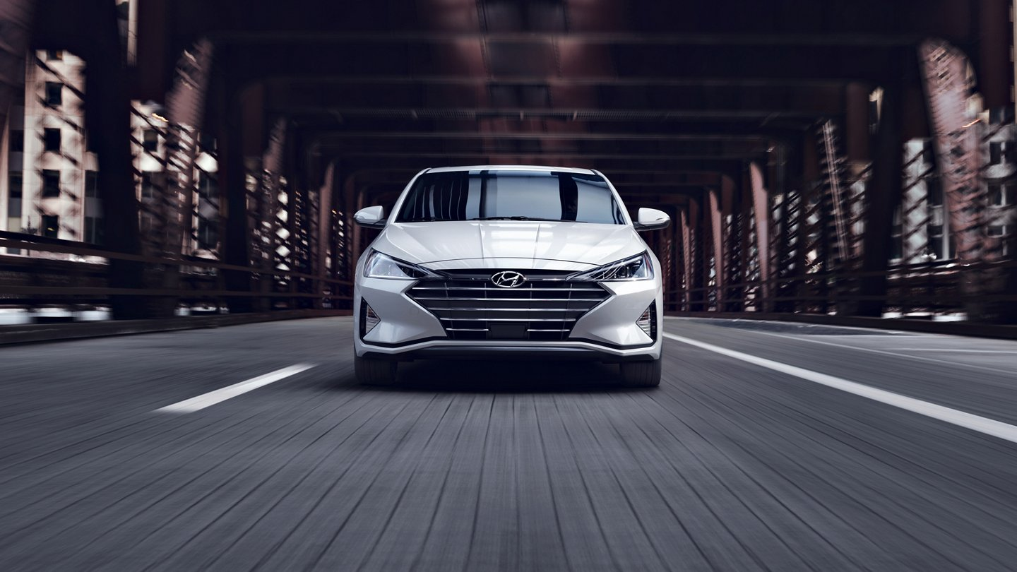 2020 Hyundai Elantra Value Edition Lane Keeping Assist