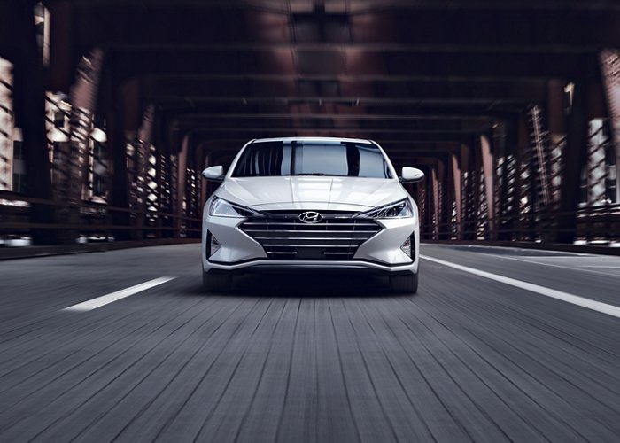 2020 Hyundai Elantra Limited Lane Keeping Assist