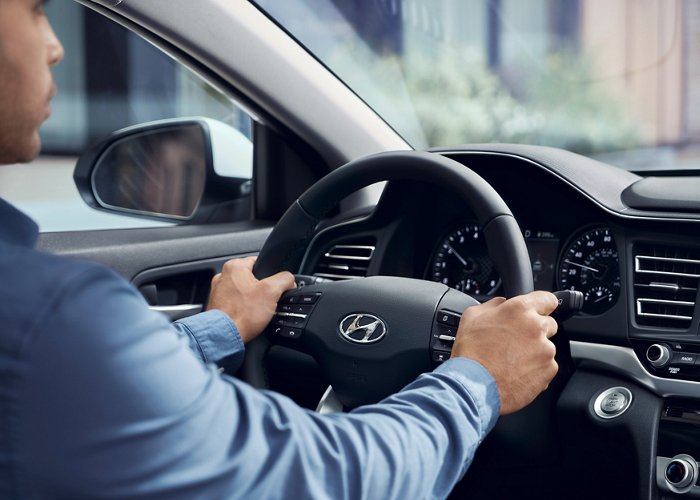 2020 Elantra Tilt and Telescopic Steering Wheel