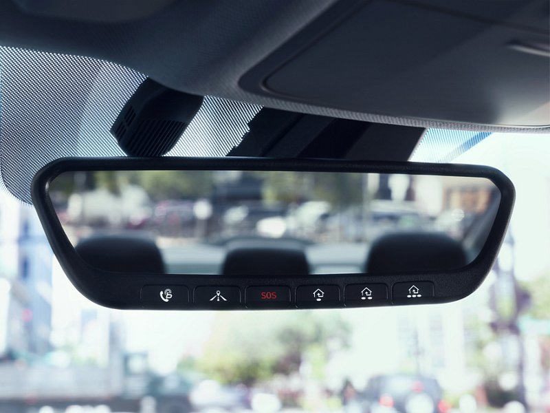 2020 Hyundai Elantra Rear view Mirror