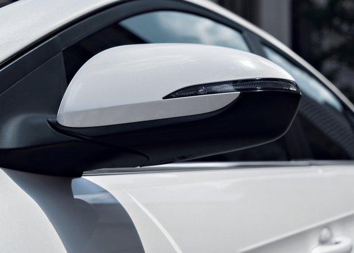 2020 Elantra Side mirror turn-signal indicator
