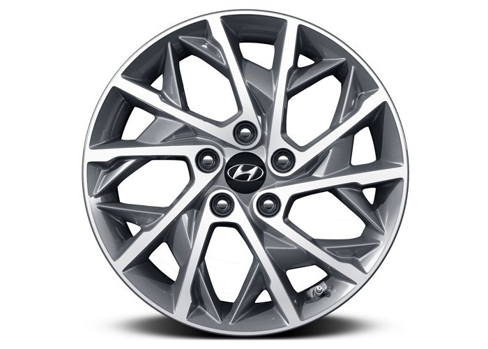 2020 Hyundai Elantra Limited Alloy Wheels