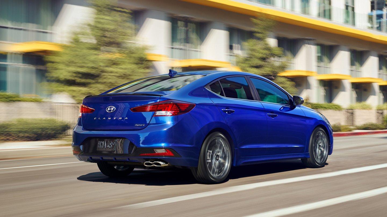 The 2020 Hyundai Elantra Sport Hyundai Usa