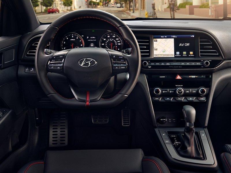 Hyundai Elantra 2020 Hyundai Usa