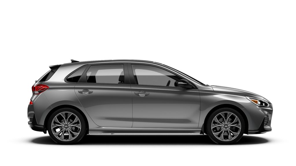 2020 elantra gt n line side profile