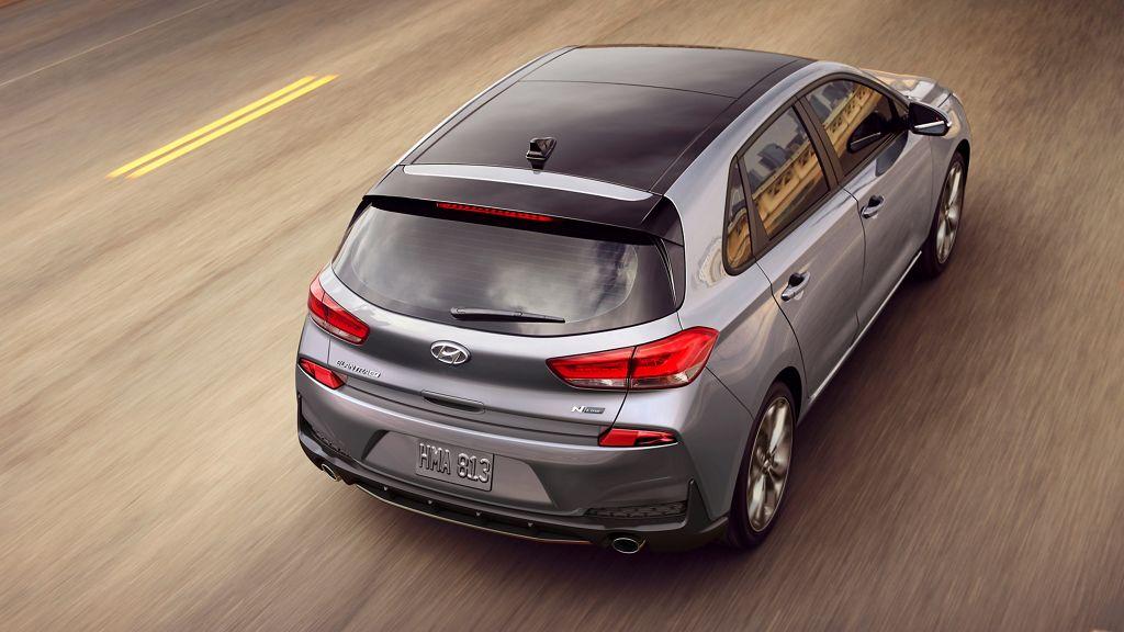 2020 Hyundai Elantra Gt N Line Hyundai Usa