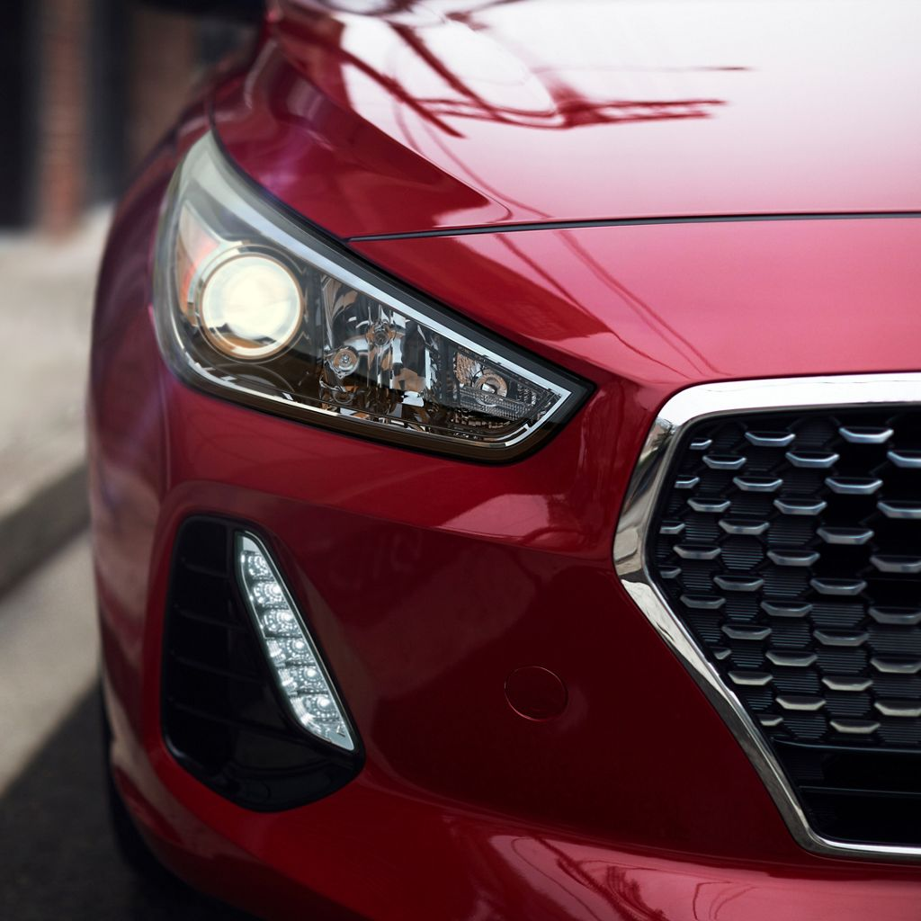 2020 Hyundai Elantra GT LED Lights