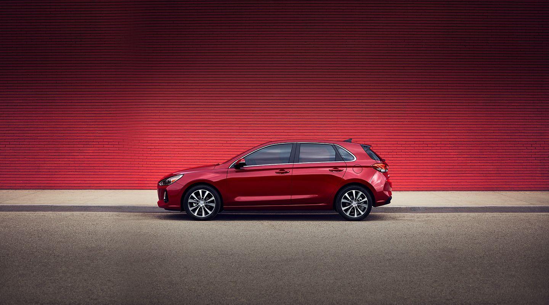 2020 Elantra Gt Hyundai Usa