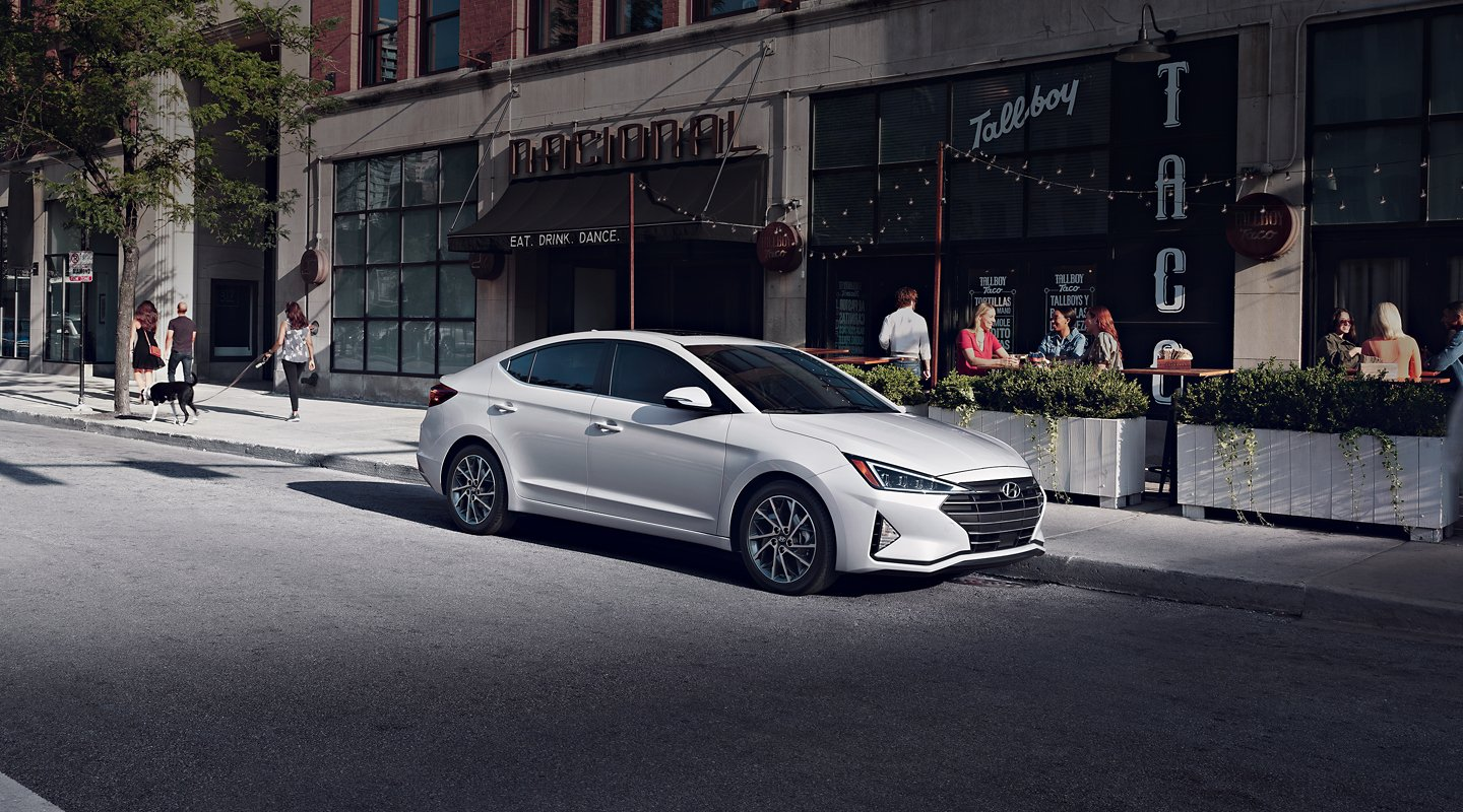 2020 Hyundai Elantra Sedan New Model and Performance