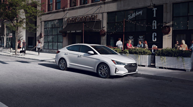 2020 Hyundai Elantra Hyundai Usa