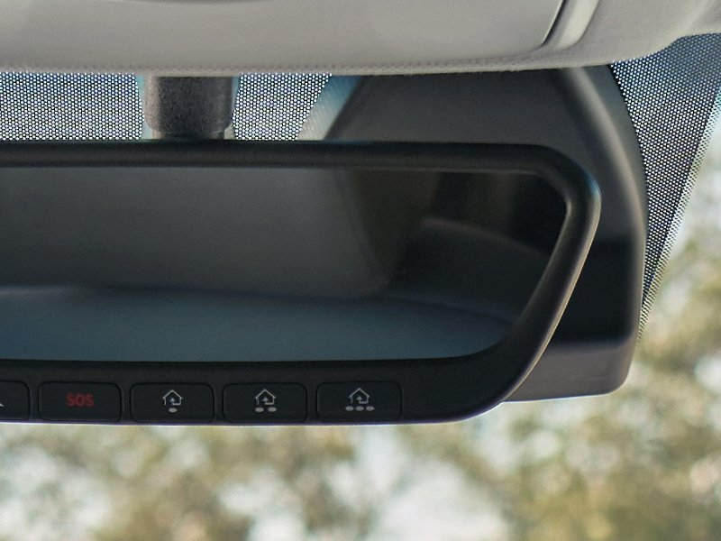 2020 Hyundai Ioniq Hybrid Limited Auto Dimming Rearview Mirror