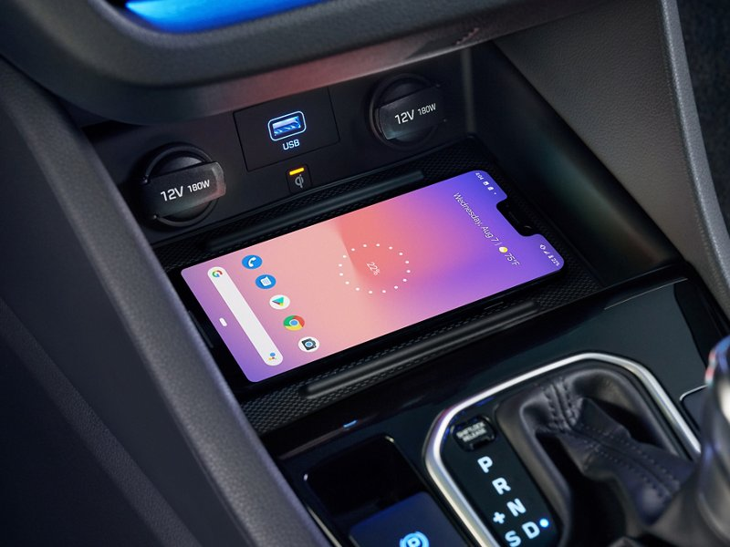 2020 Hyundai Ioniq Hybrid Limited Wireless Charger