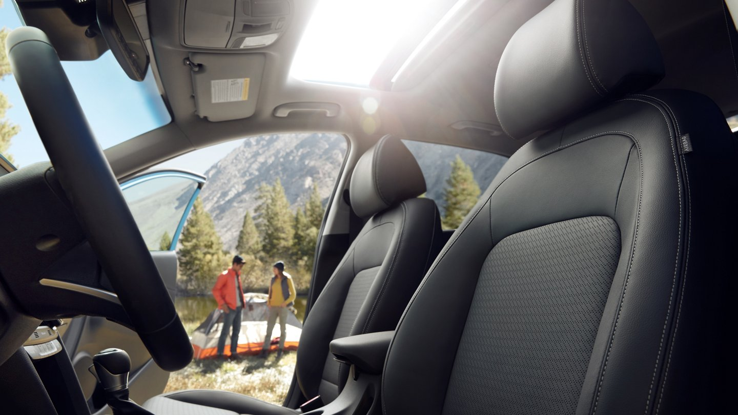 2020 Kona SEL Plus sunroof