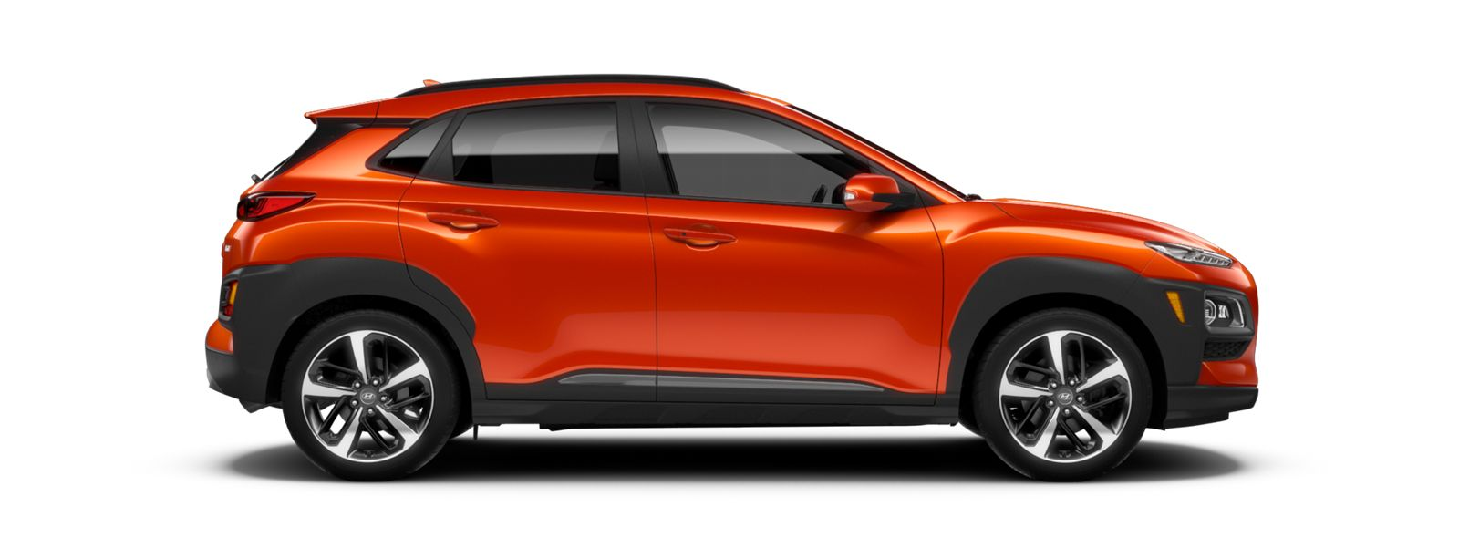 2020 Kona Ultimate profile placeholder for trim selection