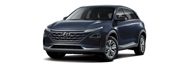 2020 NEXO Fuel Cell Blue