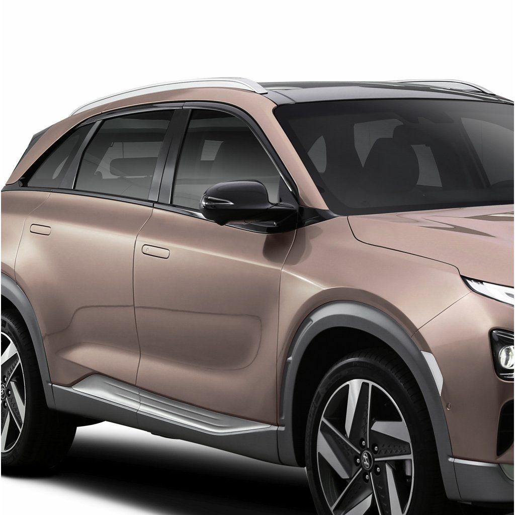 2020 NEXO Fuel Cell Limited Roof Side Rails