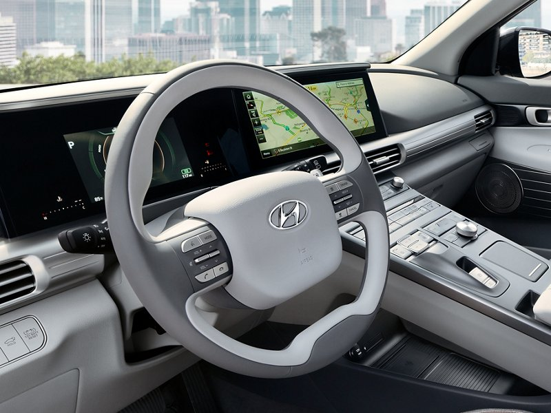 2020 NEXO Fuel Cell Limited Heated Steering Wheel