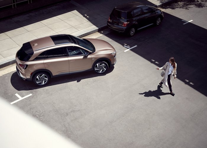 2020 NEXO Fuel Cell Limited Remote Smart Parking Assist