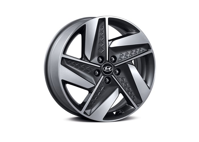 2020 NEXO Fuel Cell Limited Alloy Wheels