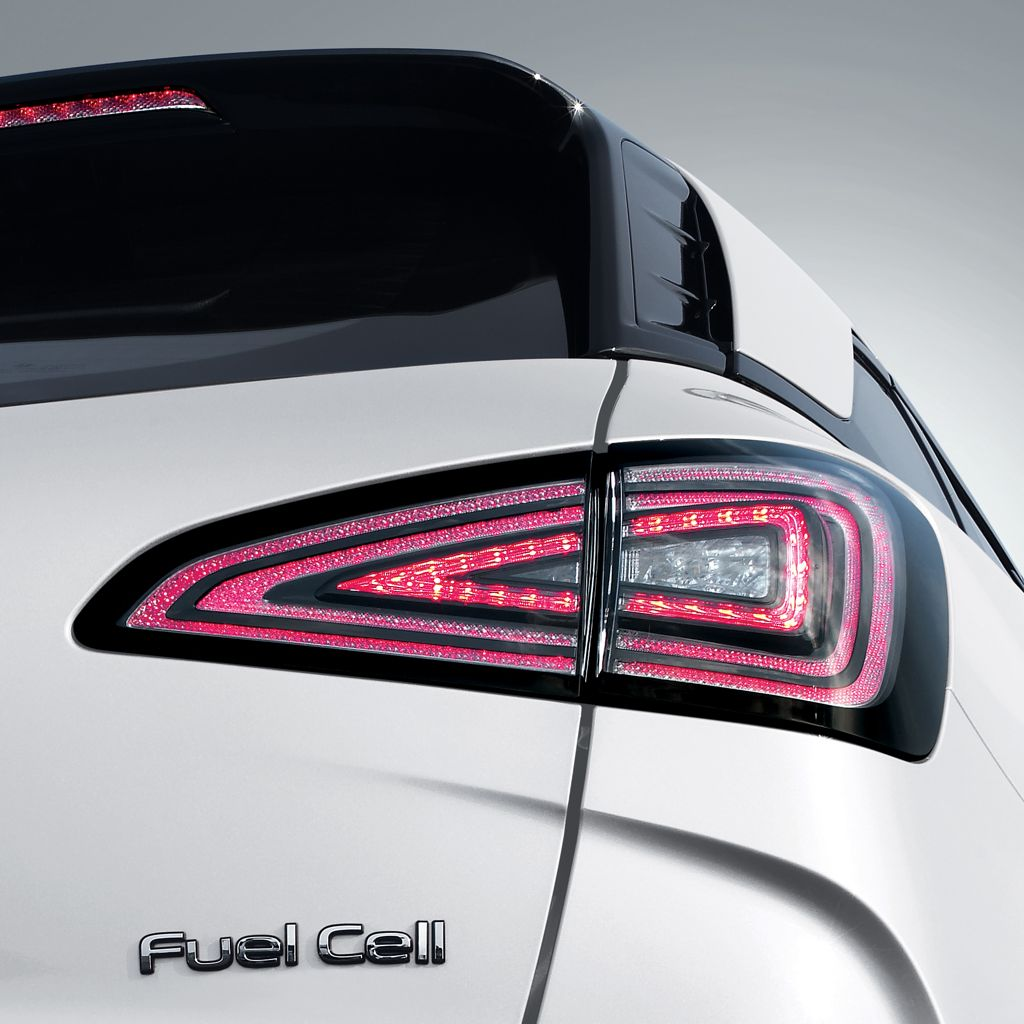 2020 NEXO Fuel Cell Image Rear Lights