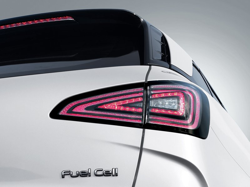 2020 NEXO Fuel Cell Rear Lights