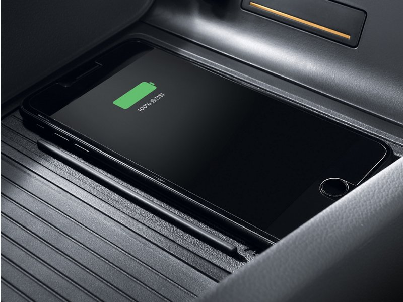 2020 Nexo Fuel Cell wireless charger