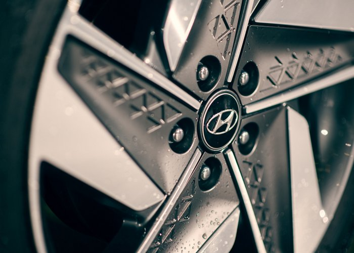 NEXO Fuel Cell Alloy Wheels