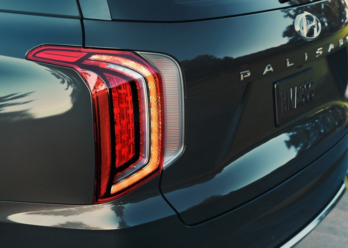 2020 Hyundai Palisade LED rear taillights