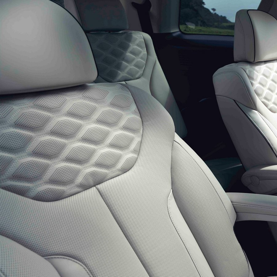 2020 hyundai palisade quilted nappa leather